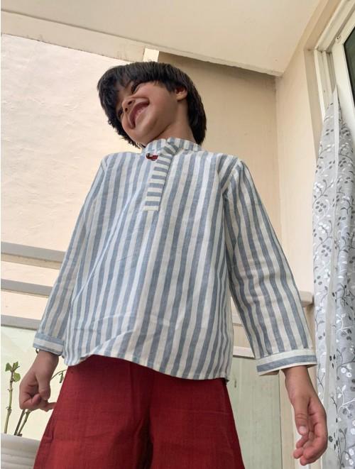 Capri Kurta Shirt