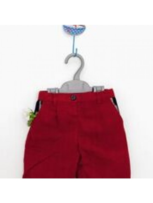 Malkha Shorts (Red)