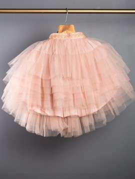 Tutu Skirt Peach