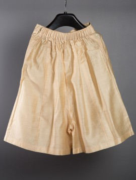 Silk Divided Skirt